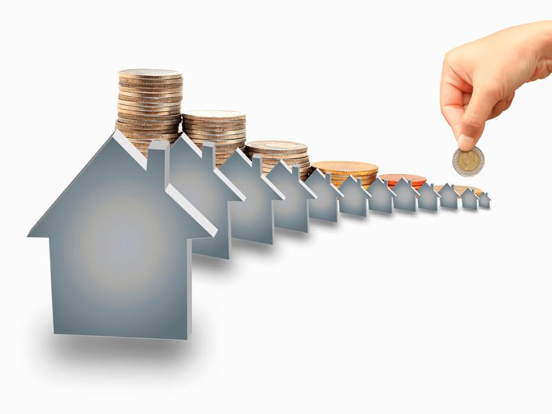 Preços dos imóveis