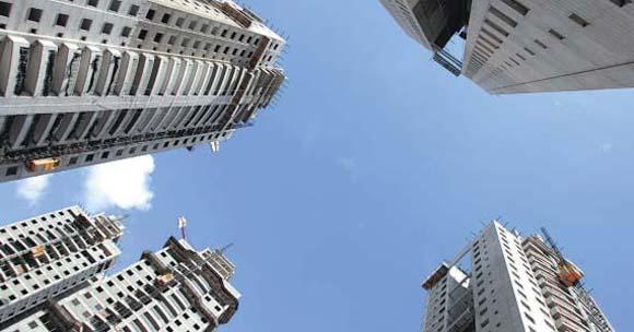 Lançamentos de imóveis caem no 2º trimestre