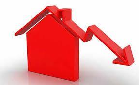 Queda nos preços dos imóveis no Brasil
